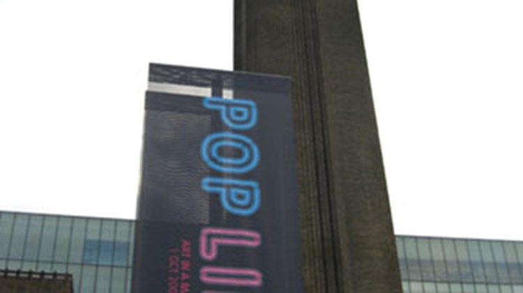 "The exhibition ""Pop Life"" at the Tate Modern museum has sparked controversy with sexually explicit works."