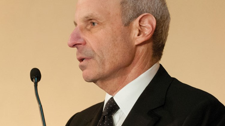Travel Weekly's annual Lifetime Achievement Award honors individuals who consistently have demonstrated leadership and insight, effected change or innovation and made extraordinary contributions to both organizations and the industry at large. Pictured here, 2012 honoree Jonathan Tisch; chairman, Loews Hotels & Resorts; co-chairman of the board, Loews Corp.