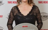Vicki Freed of Royal Caribbean International accepted awards on behalf of the line in five categories.