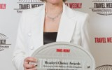 Hertz's clean sweep was celebrated by Pamela Wright, vice president of travel industry and partnership sales.