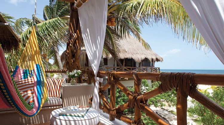 Isla Holbox. The car-free island, a short ferry ride from Quintana Roo, offers charming boutique inns, rustic seafood restaurants, a pizzeria famous for its lobster pizza and a lot of hammocks.