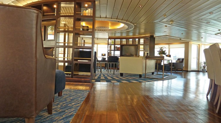 A big change to the Yacht Club has been the addition of new wood flooring that reinforces the nautical theme.