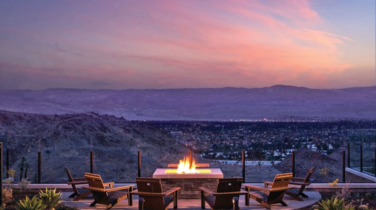 The Ritz-Carlton, Rancho Mirage in Palm Springs, Calif., sits 650 feet above the Coachella Valley desert floor. The property originally opened under Marriott International's Ritz-Carlton badge in 1988 before being reflagged as the Lodge at Rancho Mirage in 2001. The hotel was closed five years later to undergo what was to be a 14-month renovation project to bring it back up to Ritz-Carlton standards. Eight years later, the property finally made its second debut for Ritz-Carlton on May 15.