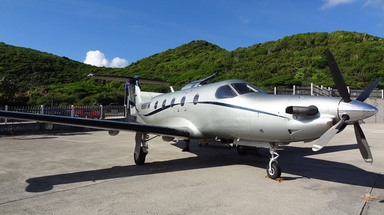 TradeWind Aviation offers flights from San Juan, St. Thomas and Antigua to St. Barts on clean, comfortable prop planes.