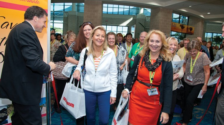 "Travel Weekly's CruiseWorld & Home Based Agent Show in Fort Lauderdale in November was full of events: panel discussions, Power Sessions, Learning Bursts, the ""Think Tank"" attendee idea exchange and, between all that, cruise ship inspections, a trade show and several days of networking. Attendees heard from executives at cruise and tour companies, expert speakers on a variety of topics and agents with stories to share of big paydays."