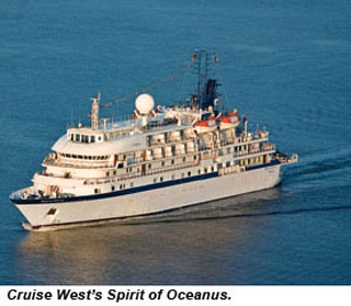 Cruise West S World Cruise To Have An Explorers Theme Travel Weekly