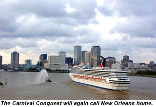 carnival triumph new orleans