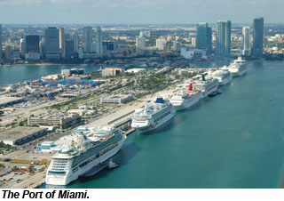 Fort Lauderdale Cruise Port >> Cruise Capital Miami Could Lose That Crown To Fort