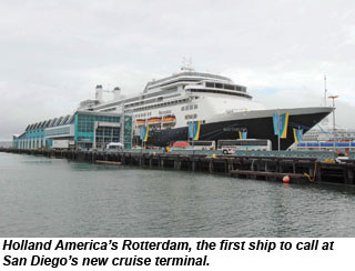 Southern California Ports Watch Cruise Ships Go Elsewhere Travel Weekly