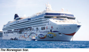 Not Ready For Big Ships Bermuda Suffers Drop In Cruise Visits - Cruise out of baltimore