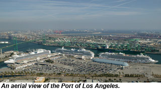 The Port of Los Angeles
