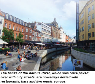 Attractions New And Old In Artsy Aarhus Denmark Travel Weekly