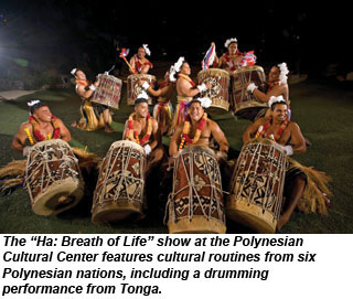 The Ha: Breath of live show at the Polynesian Cultural Center