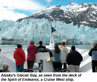 Alaska S Glacier Bay Awards 10 Year Deals To Cruise Lines Travel Weekly
