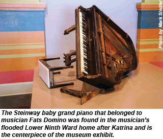 Tales Of Ruin Rebuilding In Museum S Katrina Exhibit