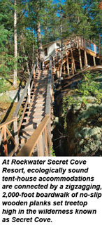 Rockwater bridge