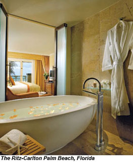 Evolution of the hotel bathroom Travel Weekly