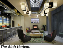 The Aloft Harlem