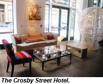 The Crosby Street SoHo