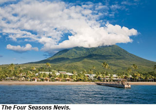 After Two Year Closure Four Seasons Nevis To Reopen Dec