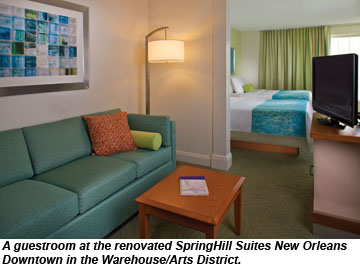 SpringHill Suites New Orleans Downtown