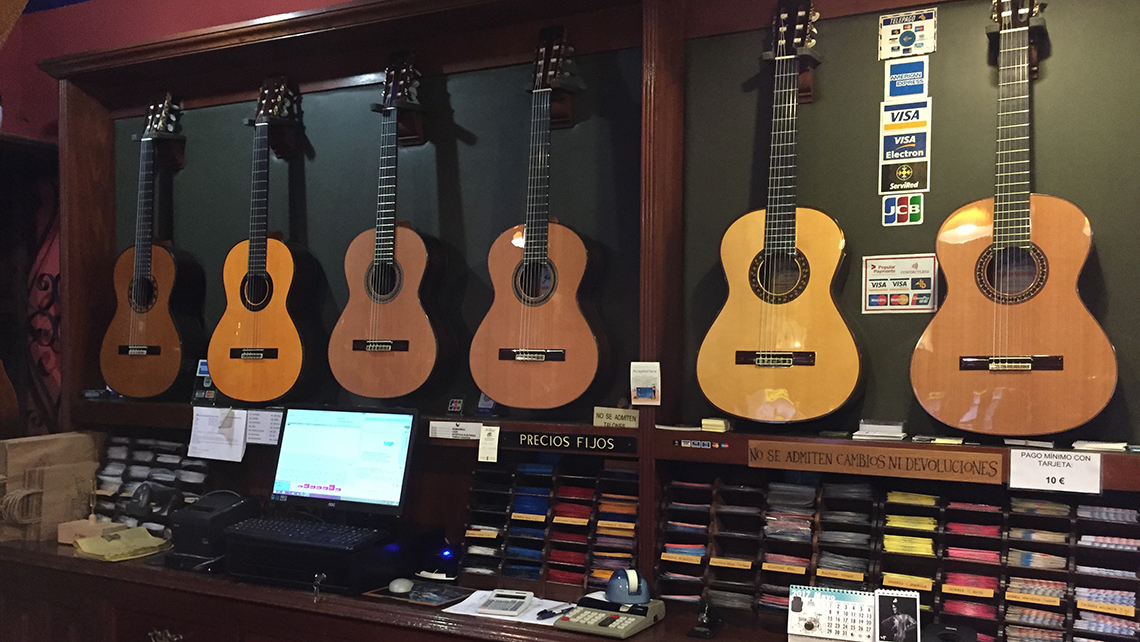 Dispatch, Spain: Guitar town: Travel Weekly