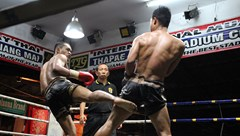 Dispatch, Chiang Mai: Fight night